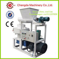 Factory supply New design 1-1.5T/H vertical ring die walnut shell hard wood pellet machinery