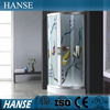 HS-SR866 shower enclosuree aluminium profiles shower enclosures frosted glass shower room