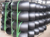 a234 wpbw schedule 40 carbon black steel pipe fittings