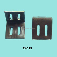 Wholesale full covered right angle furniture spring clip