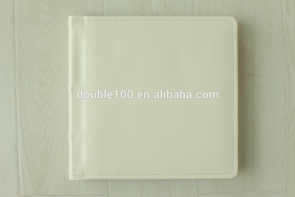 customize high quality cheap price PVC inner sheet photo album book