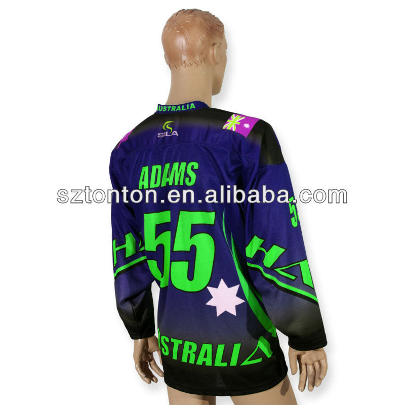custom adult hockey jerseys