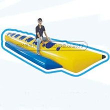 Cheer Amusement new design inflatable boat inflatable kayak for Water Play