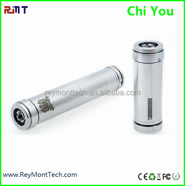 2014 Full mechanical mod clone chi-you mod copper chi you mod ecig