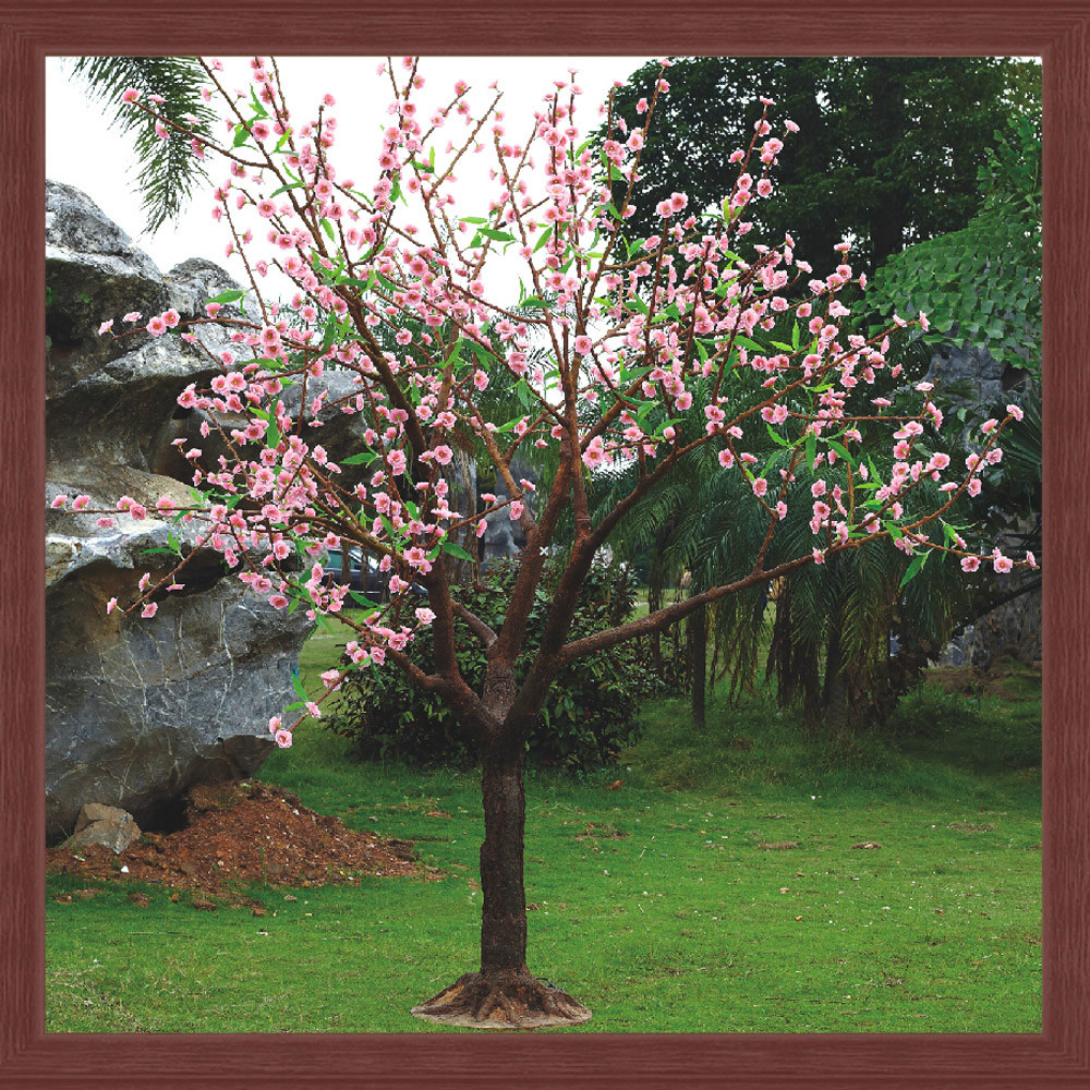 Most Popular High Simulation Cherry Tree Lights Outdoor And Indoor ...