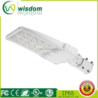 mounted led shobox light retrofit kits 200w HID/HPS Replacement Parking Flood Light Street Area arm-mounted area light