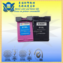 Remanufactured FOR HP 61 XL, Ink Cartridge for HP 61XL
