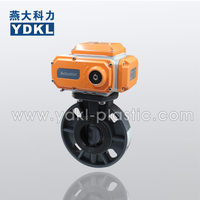 YDKL Brand China supplier butterfly valves