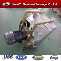 aluminum bar plate hydraulic fan oil cooler radiator