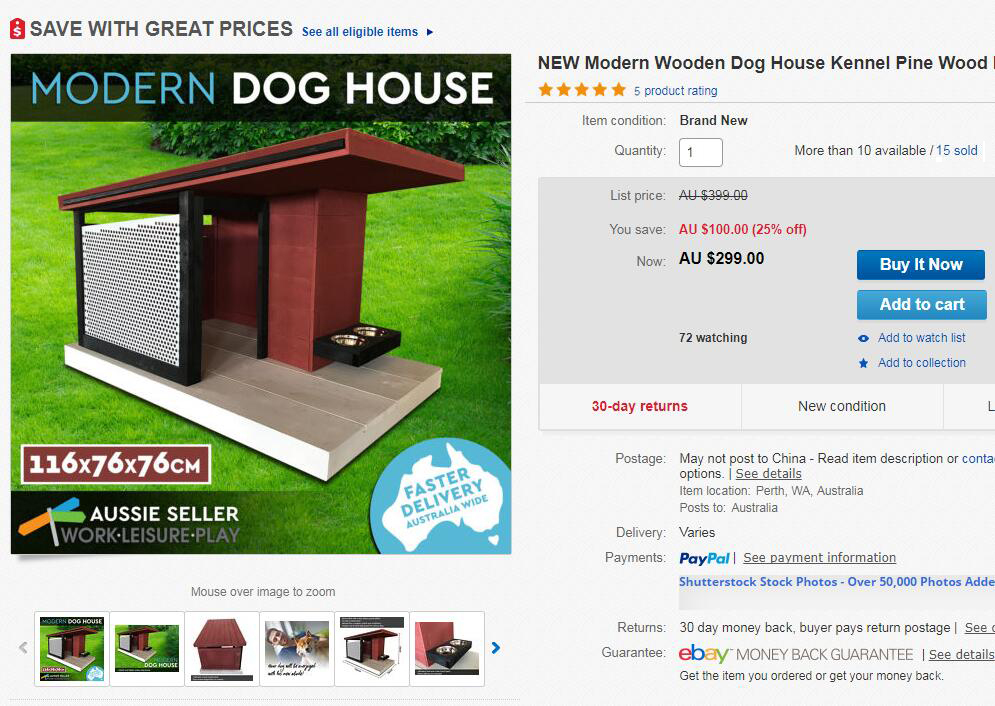 Outdoor Cheap Dog House , Wooden Dog kennel , Dog Cage For Sale