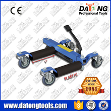 "Hydraulic 9"" 1500LB Car Dolly Vehicle Positioning Jack"