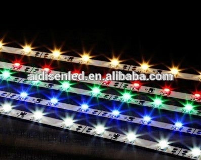 Addressable LED Strip bare board DC 5V 60LED/M WS2812B WS2811 IC chip 5050 RGB Dream color