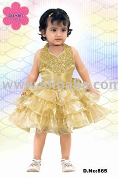 Design 865 Party Frock