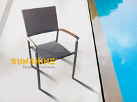 all weather WPC wood furniture --- plastic wood chairs