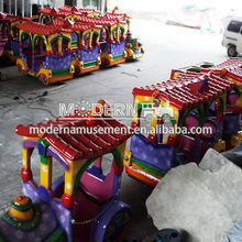 electric mini train amusement kiddie rides for sale