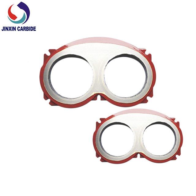 tungsten carbide glasses plates wear resistance in high pressure hard alloy plates tungsten carbide wear glasses  plate