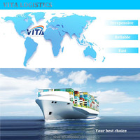 Cheapest ocean shipping freight cost from Shanghai China to JEBEL ALI,DUBAI