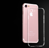 100pcs/lot Promotional Ultra Thin Clear Transparent TPU cell phone case replacement For iPhone 7 phone case