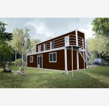 Decorated Strong Flat Pack superb location customized cheap shipping container homes