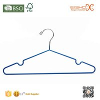 Eisho Top Sale Low Price Pvc Coat Metal Hager