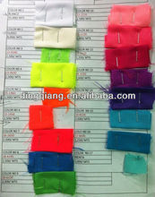 Dyed fabric/solid color fabric for bed cover in lab dips