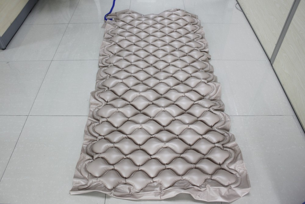 custom air mattress with alternating pressure system