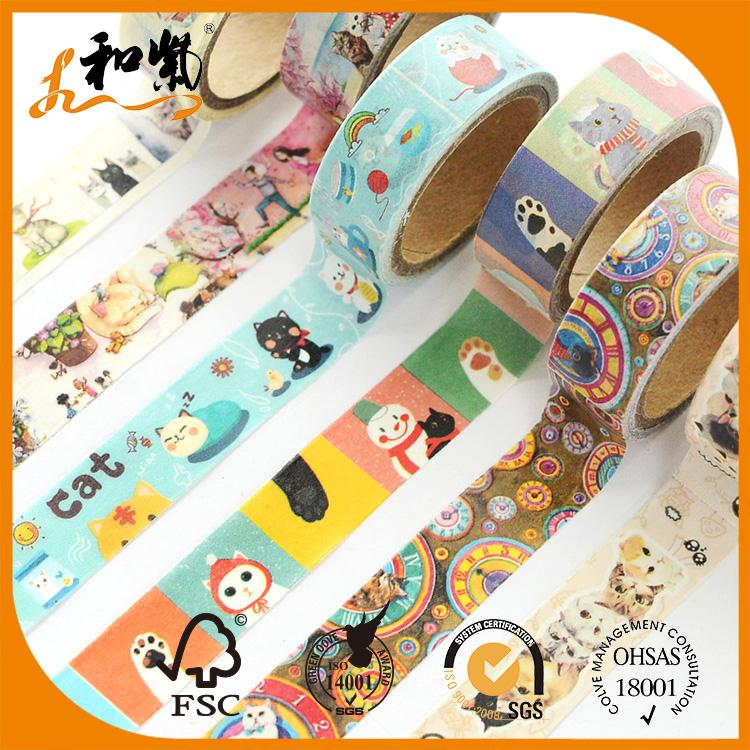 stationery washi paper tape art and craft