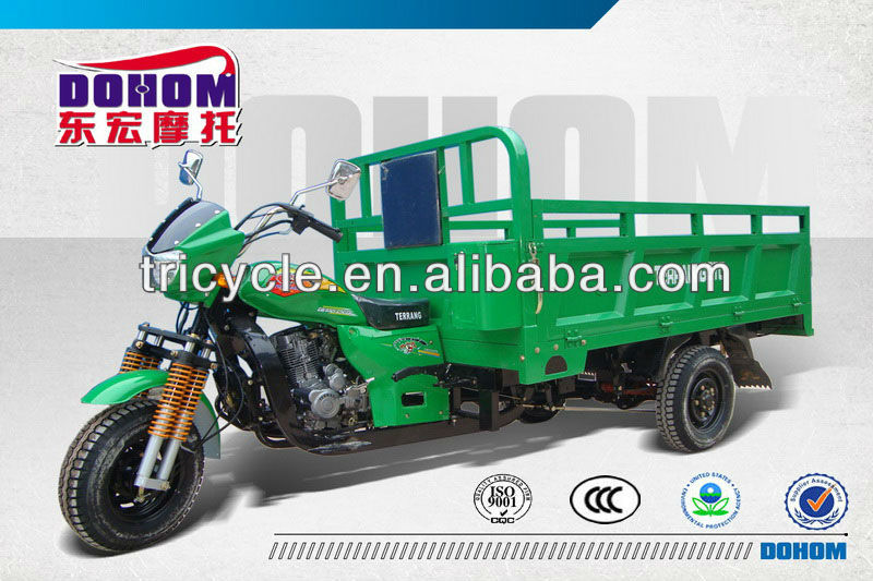 200CC chongqing popular in south america market three wheel motorcycle