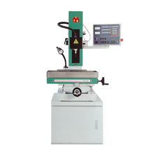 vertical metal working cnc drilling machine