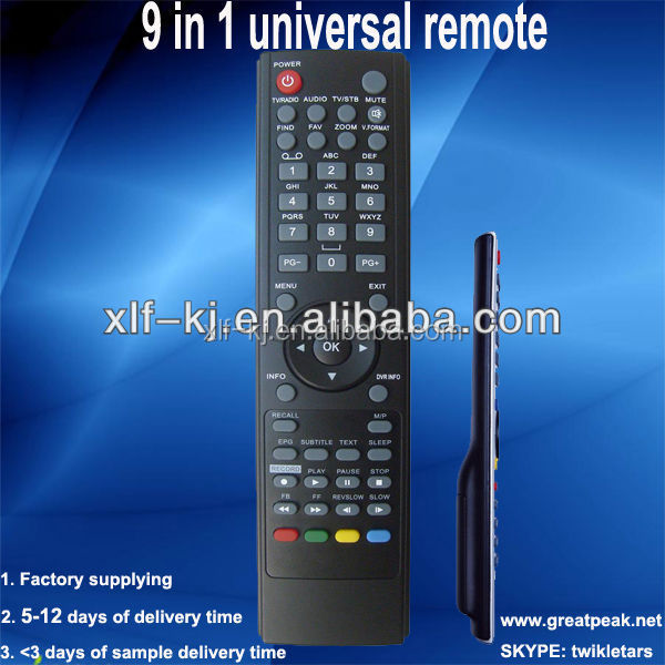55 keys learning remote control remote control for videocon tv series