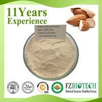 China Supplier bulk 100% pure health food cake defatted almond flour