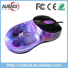 2015 New product Amber floater PC computer mouse