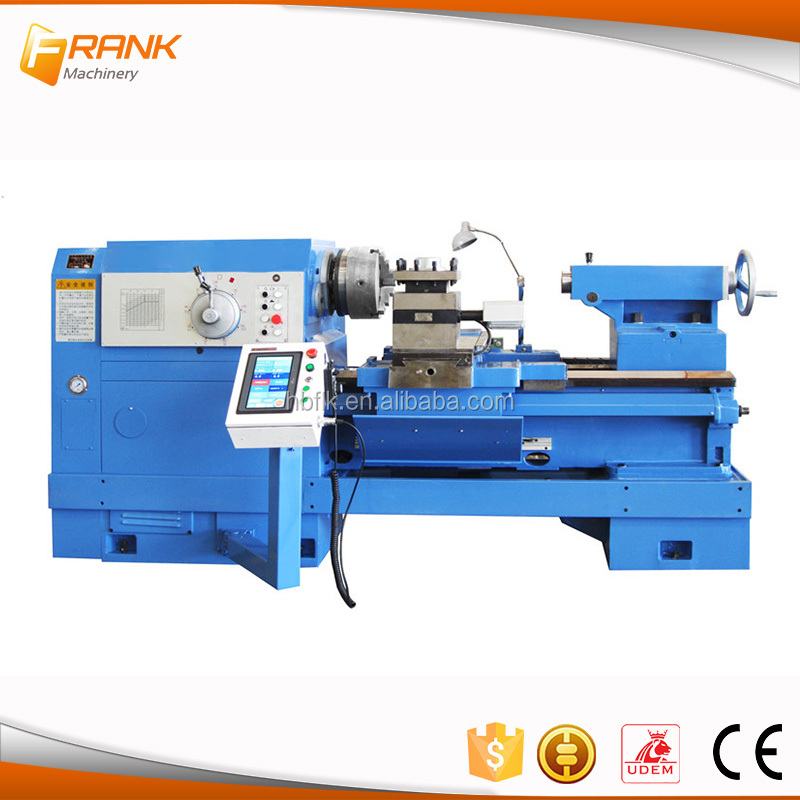 Big bore lathe 630mm swing over bed. buy direct form China supplier