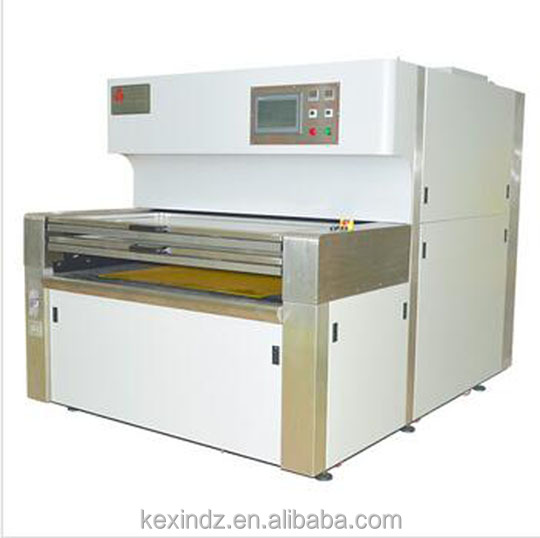 double side UV led sold mask exposure machine