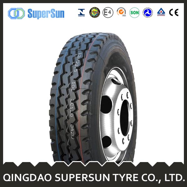 Kapsen Brand 12R22.5 TBR truck tire factory in china HUANGSHENG