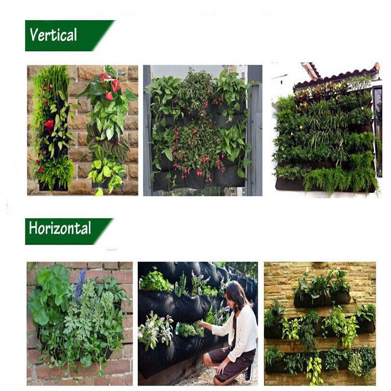 Wholesale Vertical Hanging Garden Planter Garden Wall