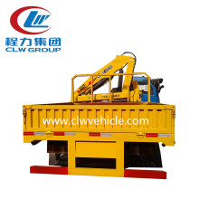 1 Ton Mini China New Small Hydraulic Mobile Folding Boom Lorry Truck Mounted Crane SQS68