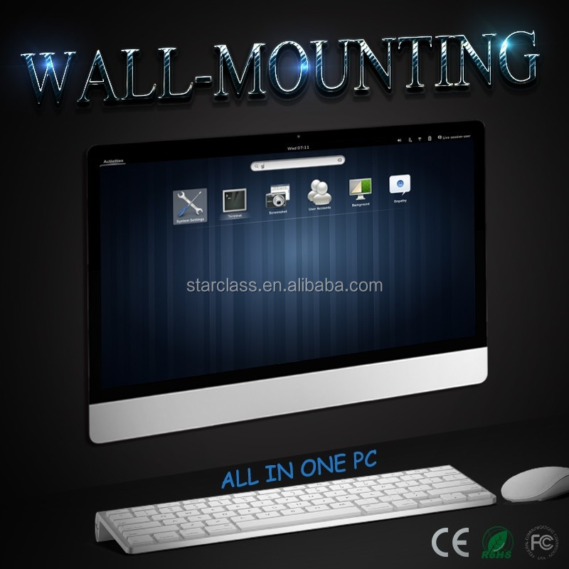 Hottest and upgraded Computer Intel core 18.5 inch with 16gb memory capacity ALL-IN-ONE computer