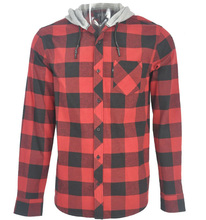2017 factory direct supply custom wholesale long sleeve flannel shirt