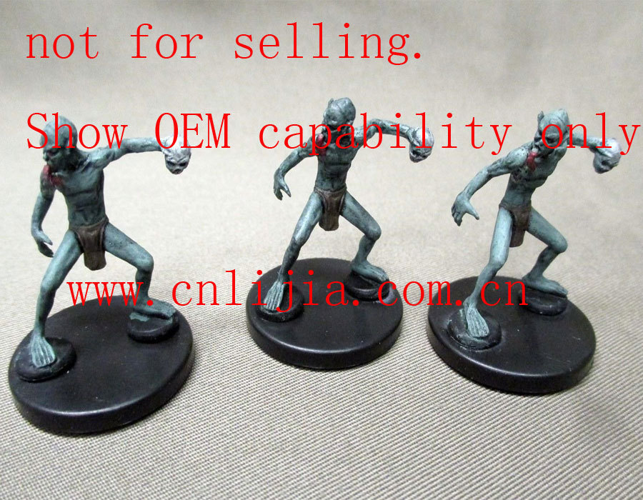 boardgame plastic miniatures figurines