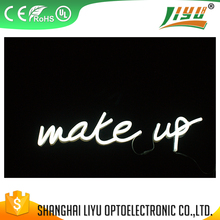 Quality promotional double sided outdoor led open led sign