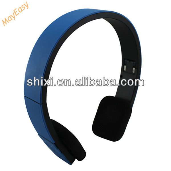 2014 New Product For Folding Wireless Handsfree Handphone With Bluetooth