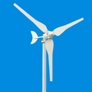 5years warranty Portable Wind Turbine generator 12v/24v DC/AC 50w