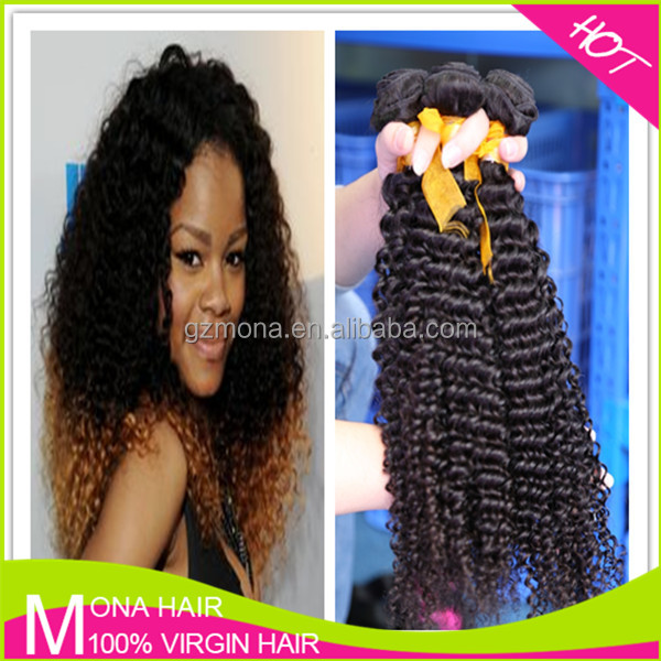 Ali express New Fashion Style 100% Malaysian Human Hair Extension