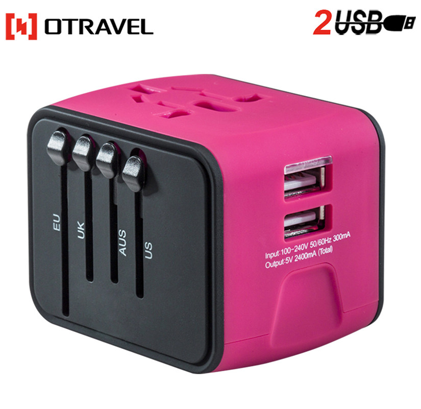 Dual Port USB Fast Charging Adapter Universal Wall AC Travel Charger US Plug For Samsung Phone