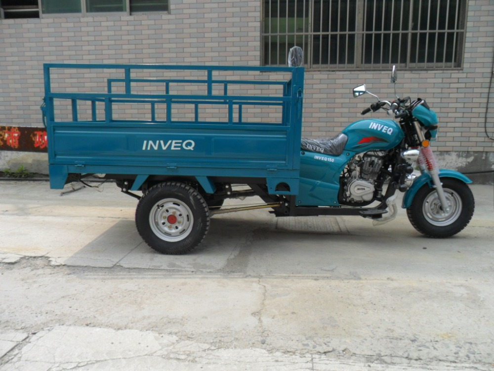 Cargo Gasoline Tricycle for Sales 125cc 150cc 200cc 250cc