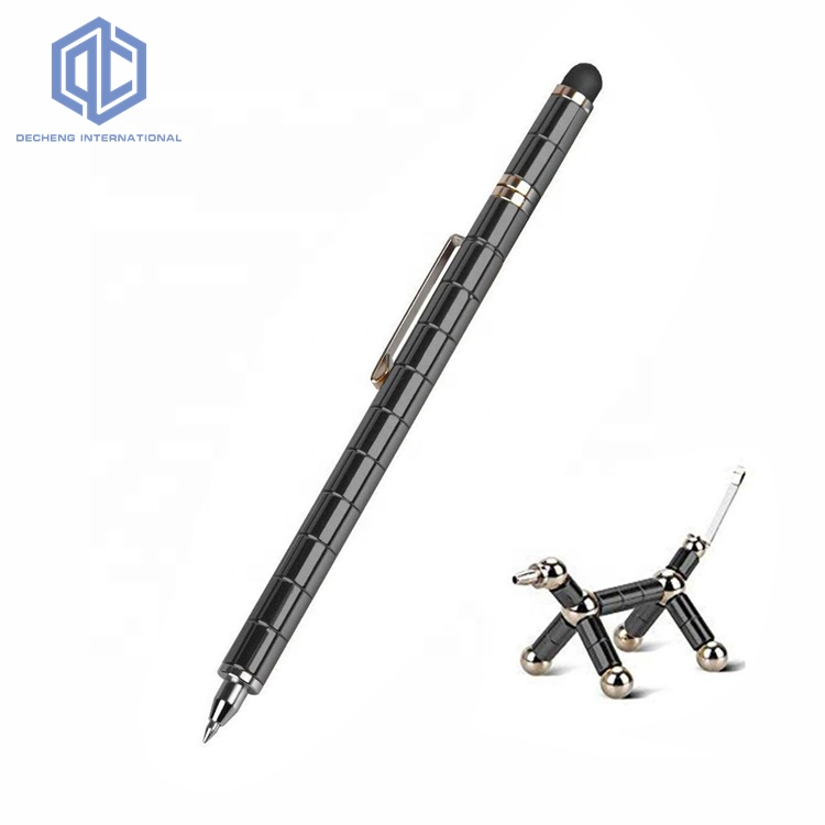 In stock metal magnetic polarity <strong>pen</strong>