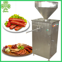 sausage making equipment , meat processing equipment , industrial sausage processing machine