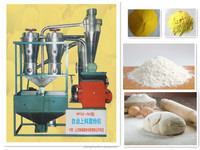 Small scale wheat flour making machine from Chinese manufacturer