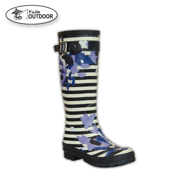 Ladies Custom Made Fashion Wellington Boots